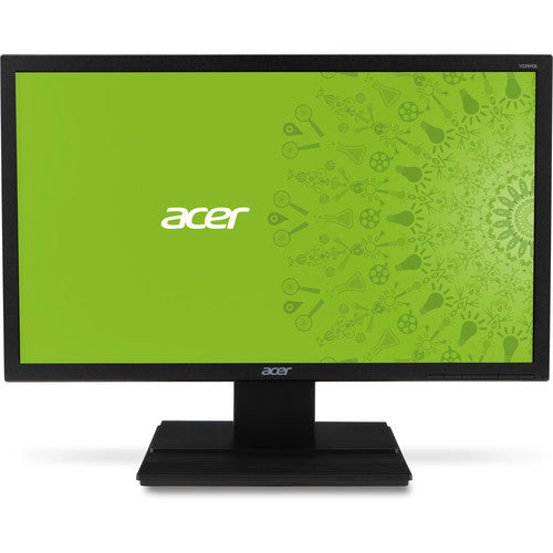 "Acer V206HQ Essential Series 19.5"" Widescreen LCD Monitor (Black)"