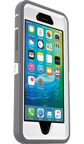 OtterBox Defender Series Apple iPhone 6/6s ProPack Slip, Shell, and Holster