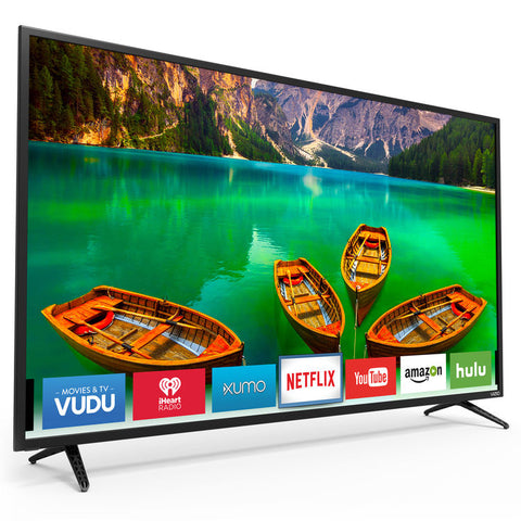 "VIZIO D-Series 55""-Class UHD Smart LED TV D55-E0"