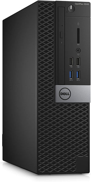 Dell OptiPlex 3040 SFF Desktop Computer Pentium G4400 4GB Ram 500GB HD Win 10