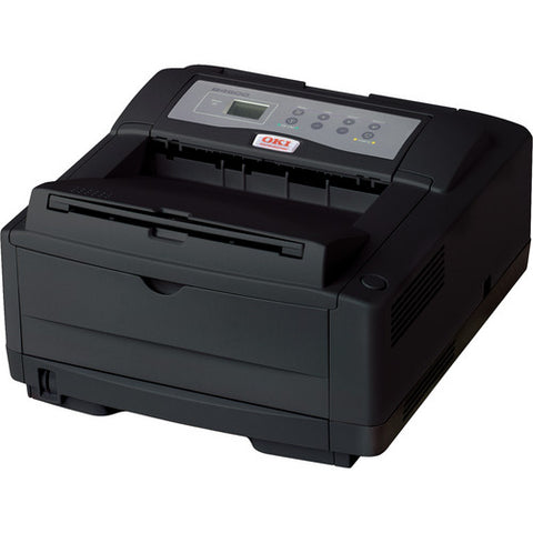 OKI B4600 Monochrome Laser Printer (Black) 62446601 Opened Box