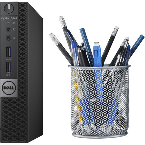 Dell OptiPlex 3040 Micro Form Factor i5 128GB SSD HD 4GB Ram CFF81 Win 10 Pro