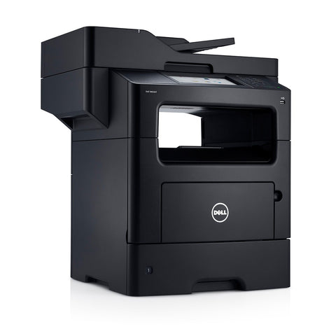 Dell B3465DNF Laser Multifunction Printer Monochrome Copier/Fax/Printer/Scanner