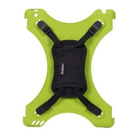 The Grablet, a Multi-Functional Accessory Case for iPad 2 and iPad 3 (lime)