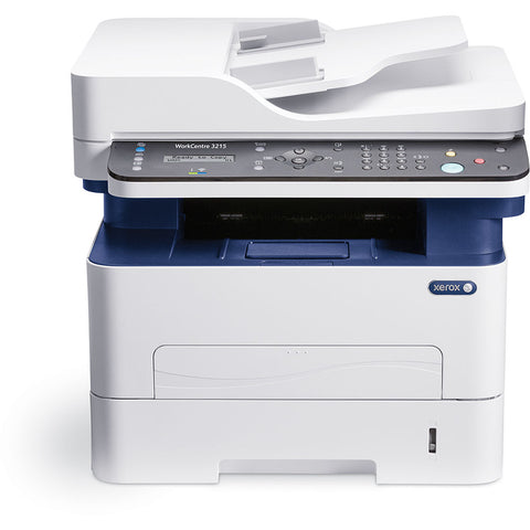 Xerox WorkCentre 3215 Monochrome All-in-One Laser Printer 3215/NI