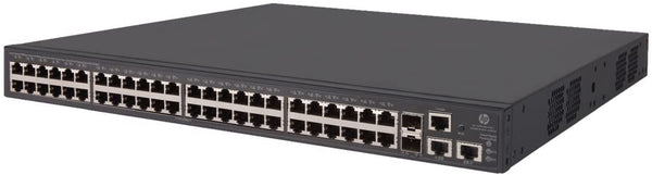 HP JG963A 48-Port Gigabit PoE+ Managed Switch 1950-48G-2SFP+-2XGT
