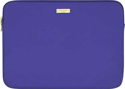 "Kate Spade New York - Sleeve for 13"" Apple® MacBook Saffiano Sleeve KSMB-010-BLU"