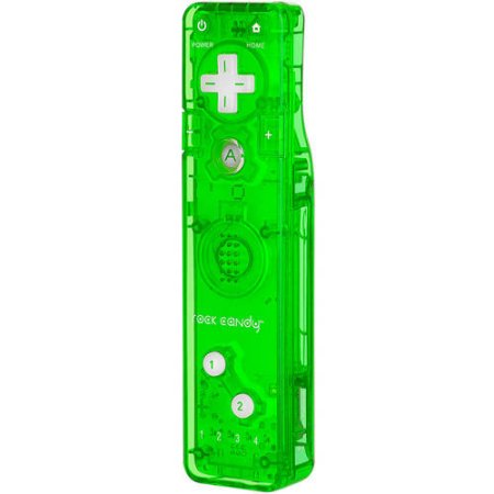 PDP Rock Candy Gesture Controller for Wii/Wii U Lalalime 8560-NA-NGR