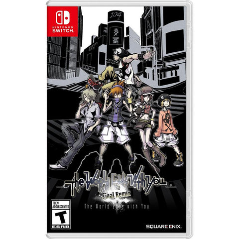 Nintendo Switch The World Ends with You: Final Remix HACPAM78B Square Enix