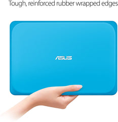 "ASUS VivoBook Rugged 11.6"" Windows 10 4 GB Ram 64 GB eMMC Laptop W202NA-DH02"