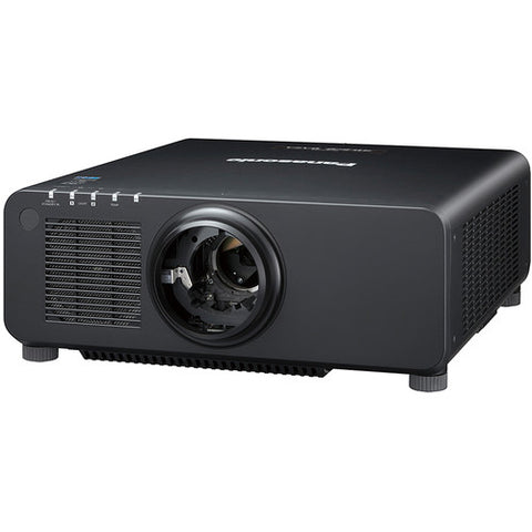 Panasonic PT-RW620LBU 6200-Lumen WXGA DLP Projector with No Lens (Black)