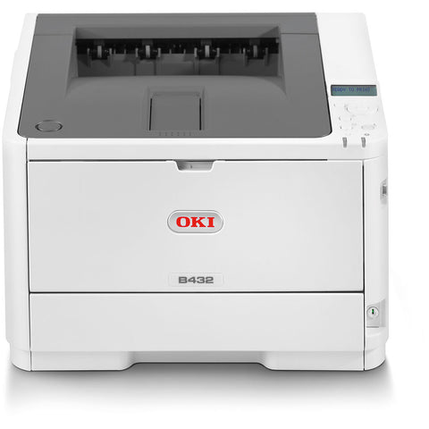 OKI B432dn Monochrome LED Printer 62444401 120VAC