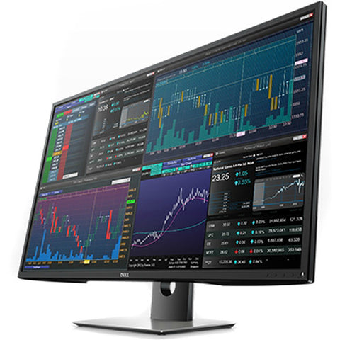 "Dell P4317Q 42.5"" 16:9 4K IPS Multi-Client Monitor"