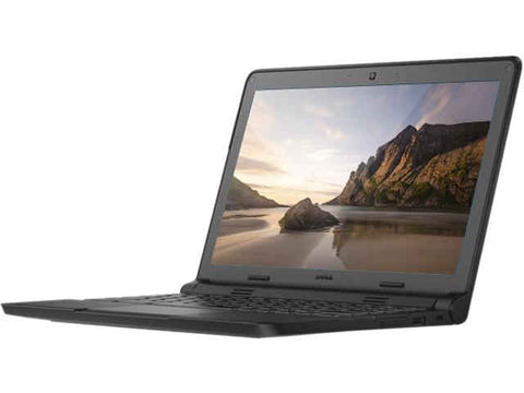 "Dell Chromebook 3VK89 N2840 2.16GHz 2GB Ram 16GB SSD HD Graphics 11.6"" Chrome OS"