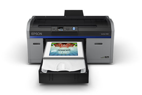 Epson SureColor F2100 Direct-to-Garment Printer SCF2100WE