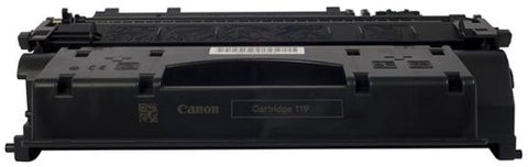Canon OEM Toner 3479B001AA Cartridge 119 BLACK TONER