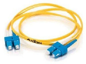 ST/ST SINGLEMODE DUPLEX 9/125 CABLE 3M - STSTSD9Y-3M-AX