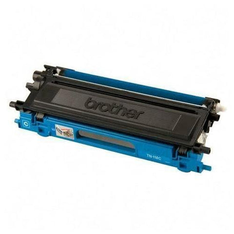 Brother TN110C Cyan Toner Cartridge for HL-4040CN HL-4070CDW Series Retail
