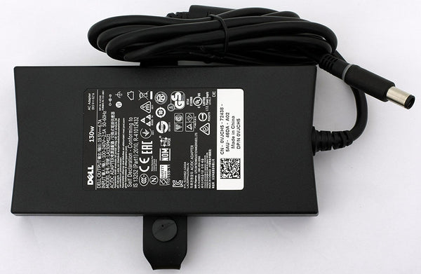 Dell 130-Watt 3-Prong AC Adapter with 6 ft Power Cord 331-5817