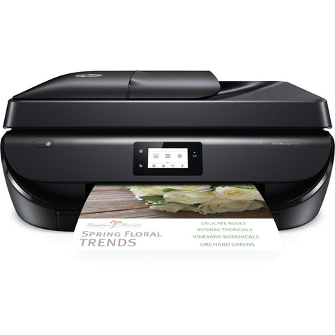 HP OfficeJet 5255 All-in-One Inkjet Printer M2U75A Opened