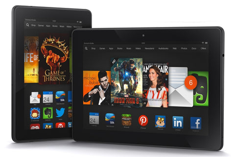 Amazon Kindle Fire HDX 8.9 (3rd Generation) 32GB, Wi-Fi, 8.9in - Black TE4402