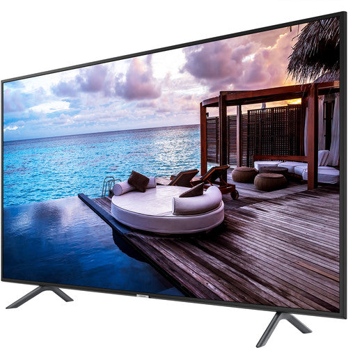 "Samsung 65"" 670U Series 4K UHD Premium LED Hospitality TV for Guest Engagement"