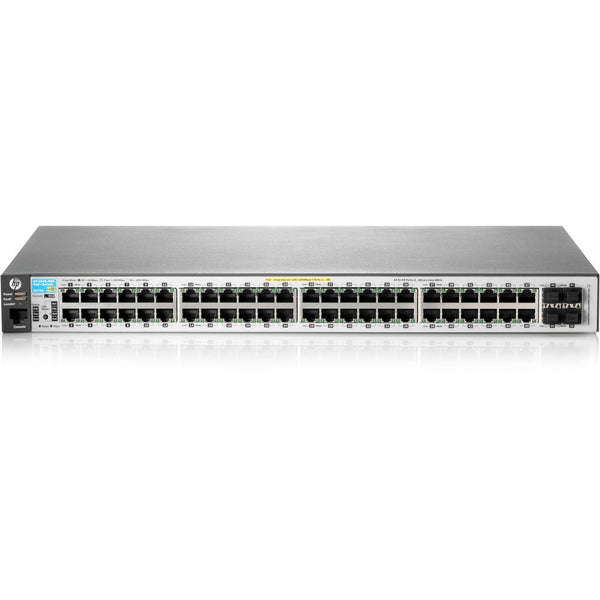 HP Aruba 2530-24G-PoE+ Networking Switch HPE J9772A