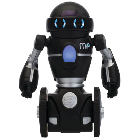 Wow Wee MIP - Black with Silver Trim WEE-0825 Toy Robot