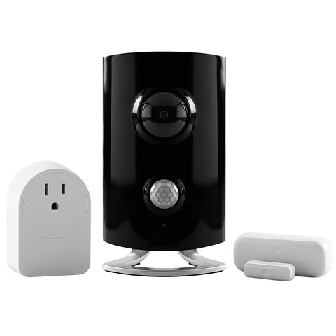 iControl Networks Piper Classic Wireless Security Camera Bundle RP1.0 NA-ZP1-B
