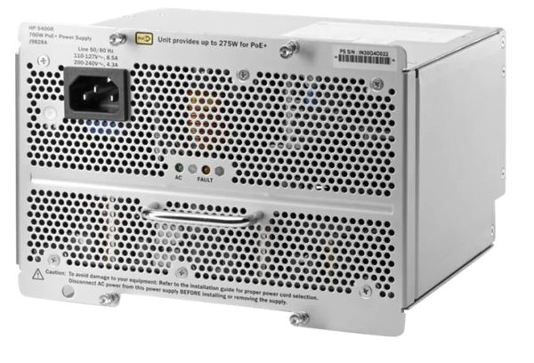 HPE Aruba - power supply - 700 Watt J9828A#ABA