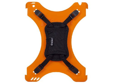 The Grablet, a Multi-Functional Accessory Case for iPad 2 and iPad 3 (Orange)
