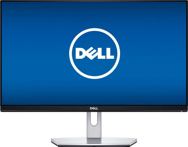 "Dell - S2319NX 23"" IPS LED FHD Monitor - Black/Silver"