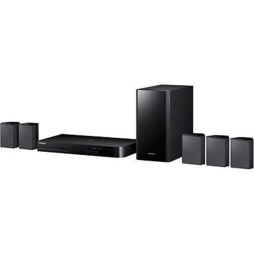 Samsung HT-J4500W 5.1-Channel Smart Blu-ray Home Theater System Refurbished