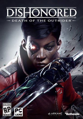 Dishonored: Death of the Outsider (PC) Bethesda 17227
