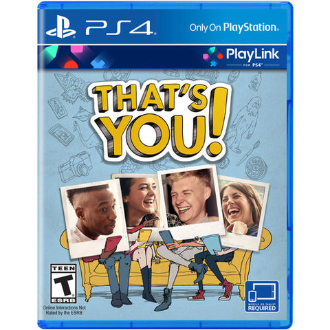 That's You! PlayStation 4 3002298
