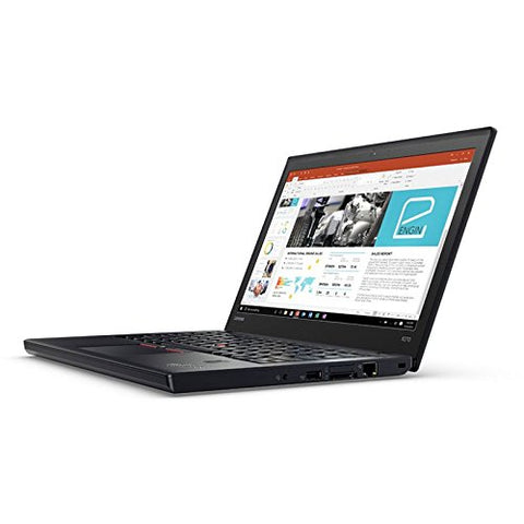 "Lenovo ThinkPad X270 20HN001KUS 12.5"" Laptop i5 8GB Ram 500GB HD Windows 10 Pro"