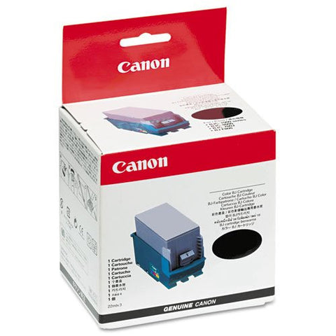 Canon (BCI-1401) Ink Tank, 130 mL, Yellow - 7571A001