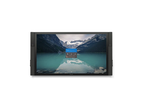 "Microsoft 84"" Surface Hub 84"" i7 8GB Ram 128GB Touch Screen HP7-00001"