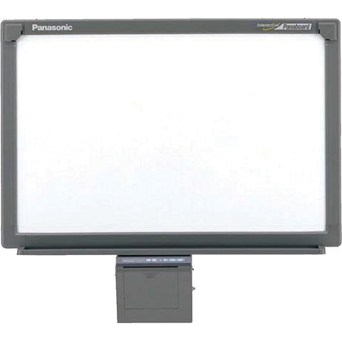 "Panasonic UB-8325 52.4"" x 33.5"" Interactive Whiteboard Opened Box"