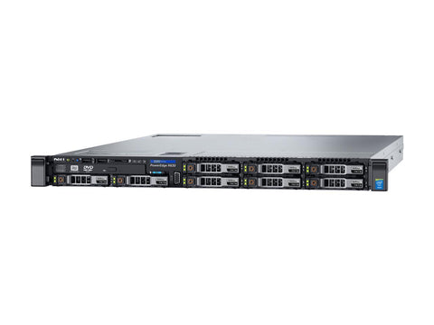 Dell PowerEdge R630 1U RackMountable Server Xeon E5-2640v4 8GB 600GB 6NFYY