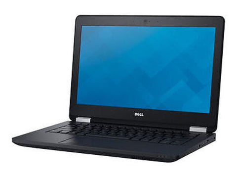 "Dell Lat E5270 12.5"" Laptop i5 6200U 4GB Ram 500GB HD RYJV0 Win 7 Pro Win 10 Lic"