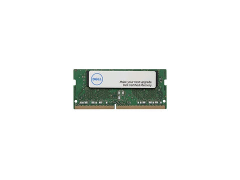 Dell Memory Upgrade 8GB 1Rx8 DDR4 SODIMM 2400MHz Ram SNPMKYF9C/8G Working Pull