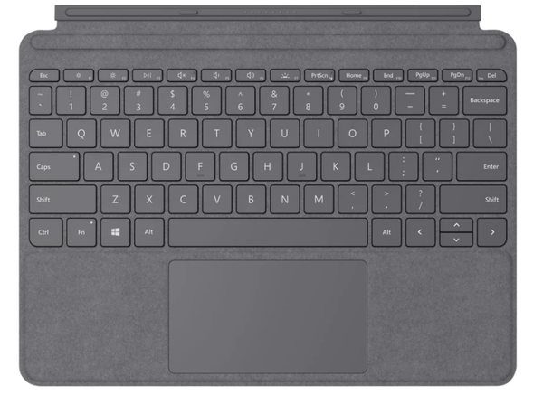 Microsoft KCT-00101 Surface Go Type Cover Keyboard Trackpad Accelerometer