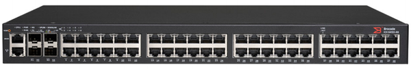 Ruckus Brocade ICX 6450-48 - switch - 48 ports - managed - rack-mountable