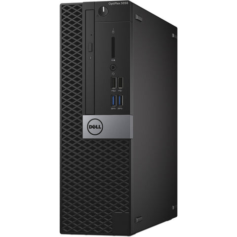 Dell OptiPlex 5050 SFF Desktop i7-7700 8GB Ram 256GB SSD Windows 10 Pro K3T2W
