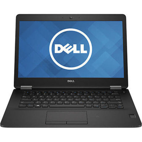 "Dell Latitude 14 E5470 14"" Notebook i7 8GB Ram 500GB HD Win 7 Pro W10 Lic 8V22N"