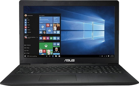 "ASUS 15.6"" X553SA-WS01 Laptop N3050 Processor 4GB Ram 500GB HD Windows 10"