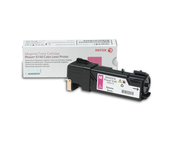 Xerox Phaser 6140 Compatible Magenta Laser Toner Cartridge - 106R01478