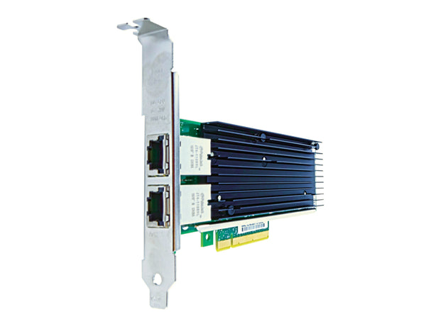 Dell QLogic 57810 Dual Port 10 Base-T Server Adapter Ethernet PCIe Network Card