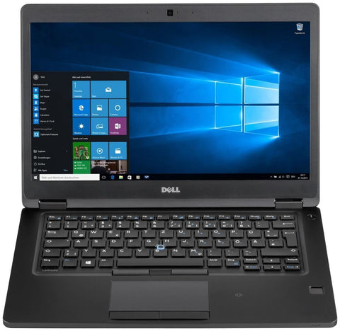 "Dell Latitude 5480 Laptop 14"" HD i5 8GB Ram 256GB SSD HD Windows 10 Pro 4K7HN"